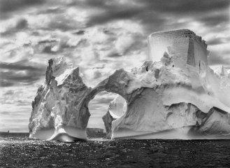 Péninsule Antarctique, 2005. / © Sebastião Salgado