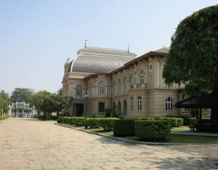 Palais intérieur