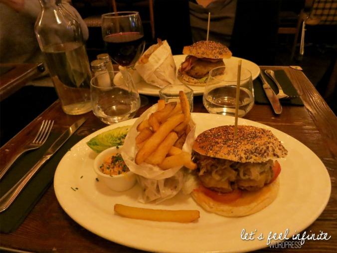 Lefty - burger