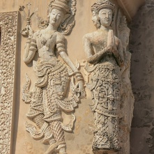 Wat Phra Singh - Bibliothèque Hor Trai
