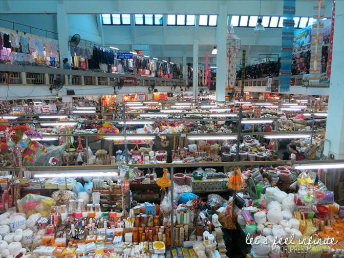 Chiang Mai - Warorot Market