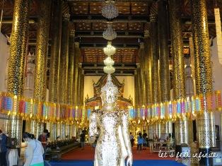 Wat Chedi Luang - Entrée