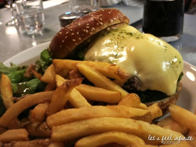 Le Garage - burger