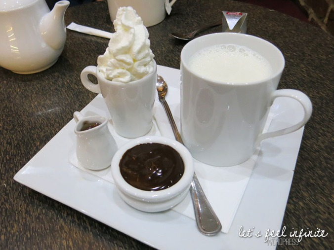 Thalone's Coffee - chocolat chaud à l'ancienne