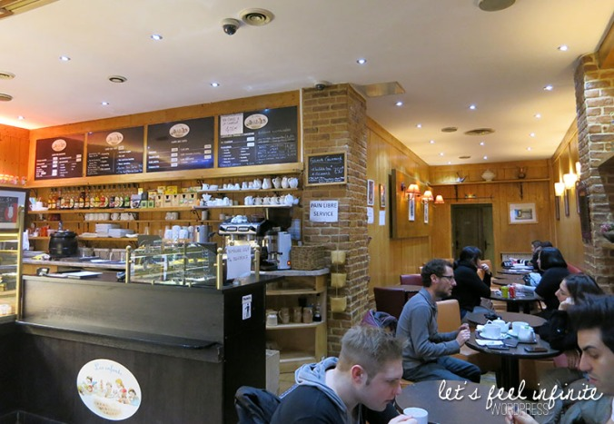 Thalone's Coffee - intérieur