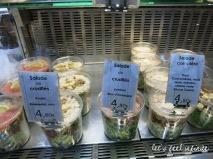 Thalone's Coffee - salades