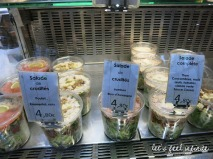 Thalone's Coffee - salades