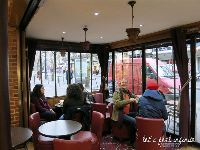 Thalone's Coffee - veranda