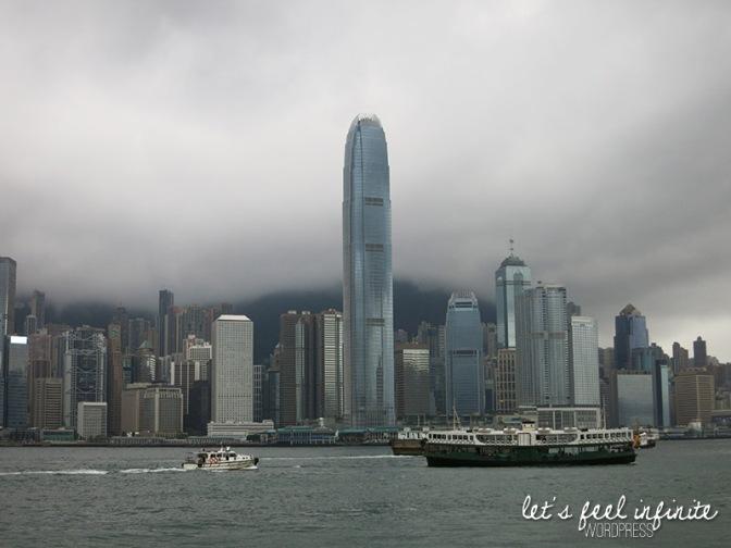 Hong Kong - Victoria Bay