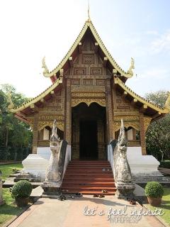 Wat Phra Singh - Wihan Lai Kham