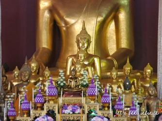 Wat Phra Singh - Viharn Luang Intérieur