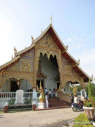 Wat Phra Singh - Viharn Luang
