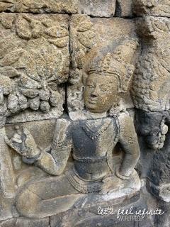 Borobudur - Bas reliefs 1