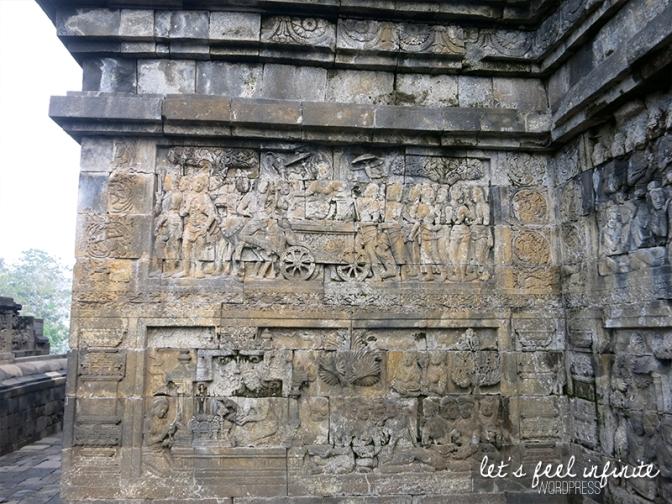 Borobudur - Bas reliefs 5