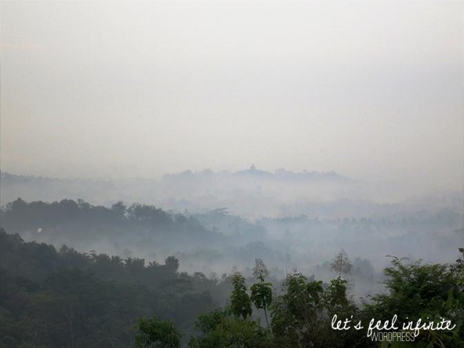 Borobudur - Sunrise viewpoint