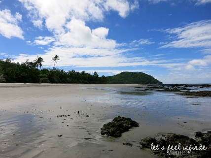 Cape Tribulation - Plage