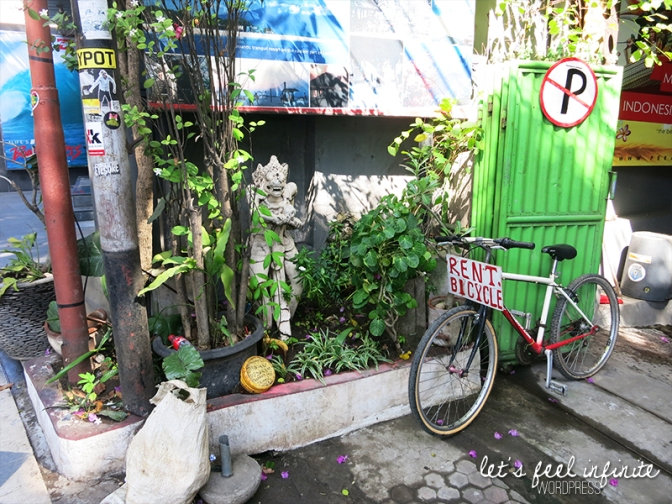 Kuta - Rent a bike