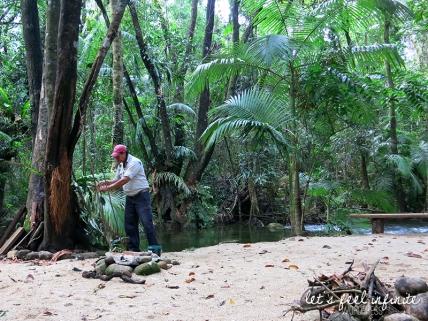 Mossman Gorge - Guide Aborigène
