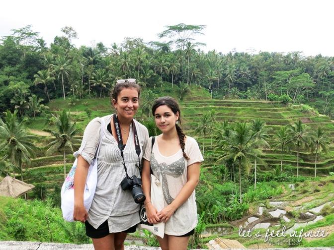 Ubud : Nous & les rizières indonésiennes