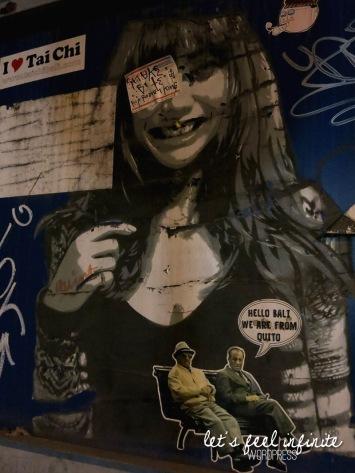 Ubud - Street Art