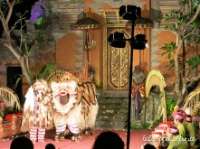 Ubud Palace - Spectacle de danse 1