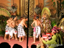Ubud Palace - Spectacle de danse 2
