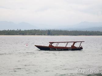 Glass Bottom Boat à Gili Air