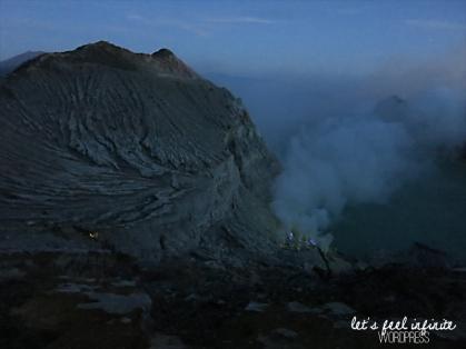 Cratère de Kawah Ijen