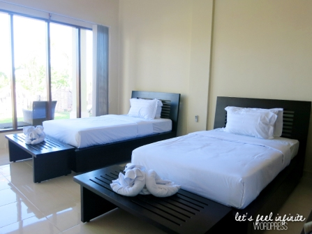 Ocean View Dive Resort - Double Room