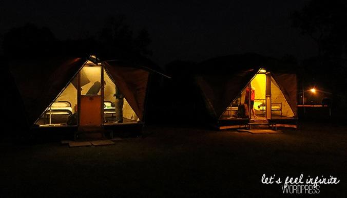 Kakadu Park - Camping 1