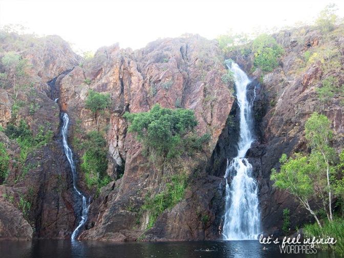 Litchfield Park - Wangi Falls