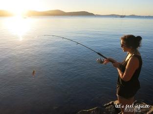 Airlie Beach - Session pêche au coucher de soleil 2