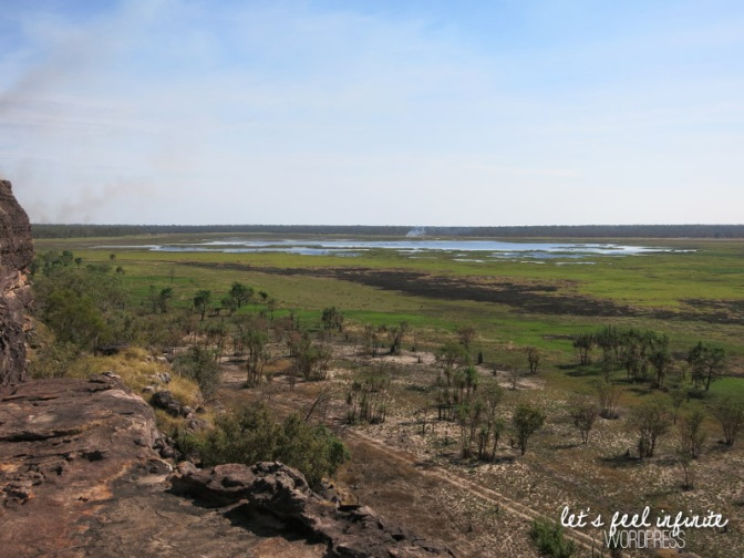 Ubirr - Billabong