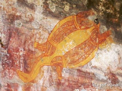 Ubirr - Peintures aborigènes 3