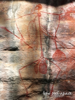 Ubirr - Peintures aborigènes 4