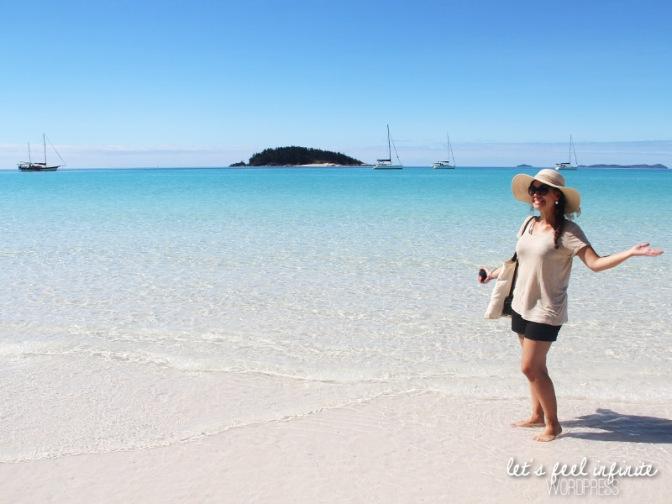 Whitsundays - Whitehaven Beach 1