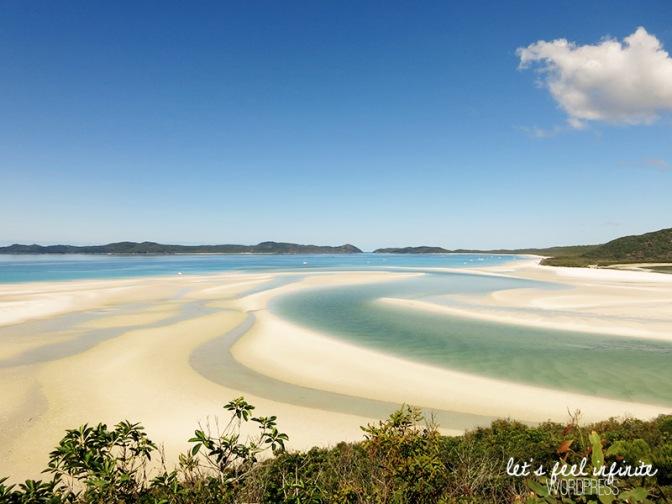 Whitsundays - Whitehaven Beach 14