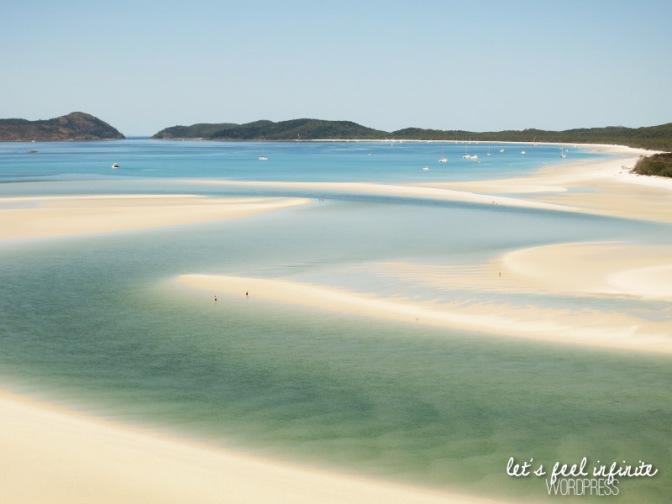 Whitsundays - Whitehaven Beach 17