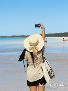 Whitsundays - Whitehaven Beach 6