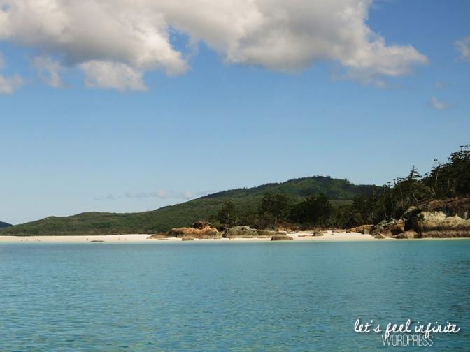 Whitsundays - Whitehaven Beach