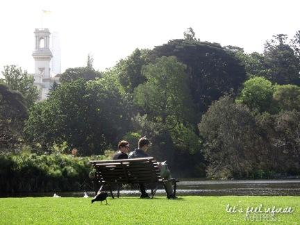 Melbourne Botanic Garden 2
