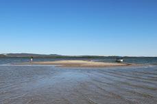 Tin Can Bay waters - Bird's Island 2