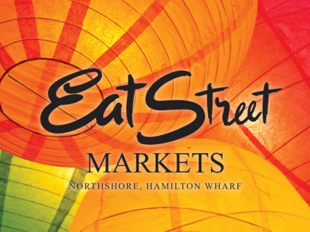 Brisbane - Eat Street Markets