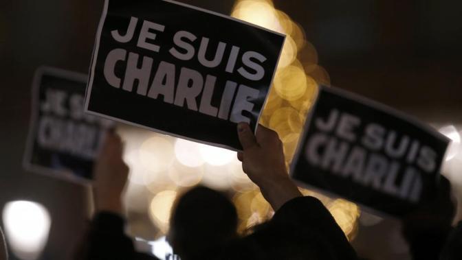 Je suis Charlie - Manifestations