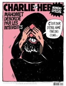 Charlie Hebdo caricature Mahomet en 2006