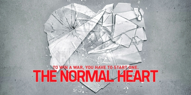 The Normal Heart - Poster banner