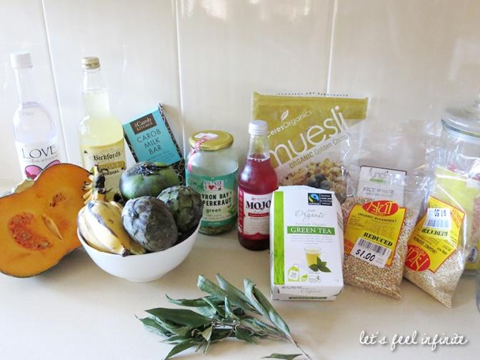Byron Bay - Healthy food 2