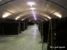 Chandon - Les caves