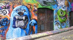 Melbourne CBD - Hozier Lane 2