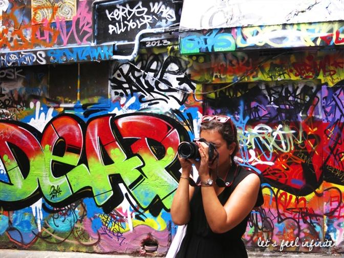 Melbourne CBD - Hozier Lane
